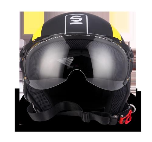 SP501 - Black Yellow